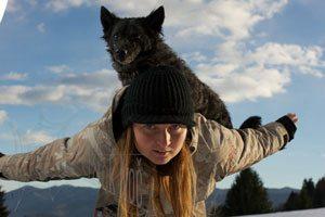Show Dog, treinando truques - Polona Bonac