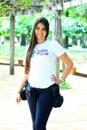 Sara Favinha Adestradora e cofundadora da Tudo de Cão